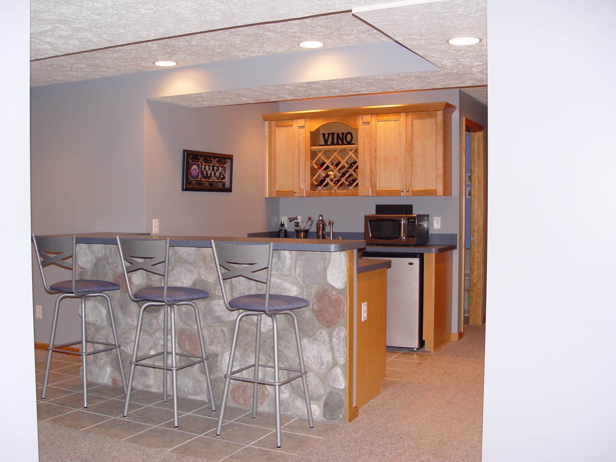 Custom Built Design Amp Remodeling Basement Finishing 07 1