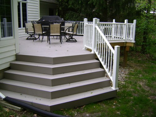 Custom Composite Decks Lansing