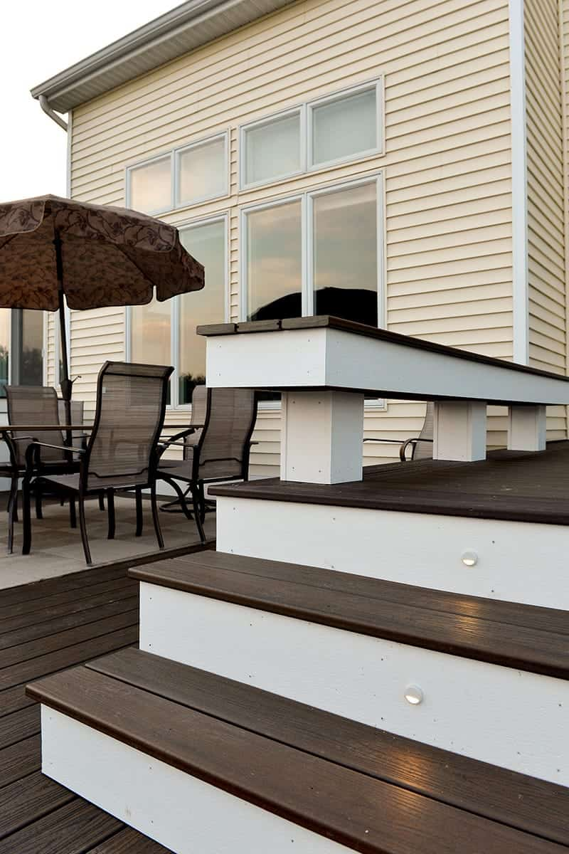 Decks With Benches, Decks With Benches, Custom Built Design & Remodeling, Custom Built Design & Remodeling