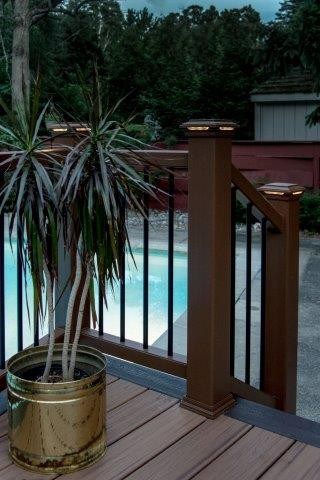 Deck Lighting Lansing
