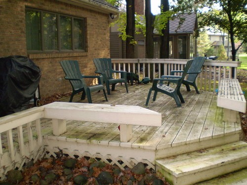 Decks With Benches, Decks With Benches, Custom Built Design & Remodeling