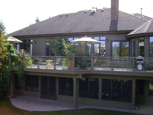 elevated decks, Elevated Decks, Custom Built Design & Remodeling, Custom Built Design & Remodeling