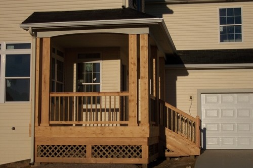 Lansing Porches, Porches Lansing, Custom Built Design & Remodeling, Custom Built Design & Remodeling
