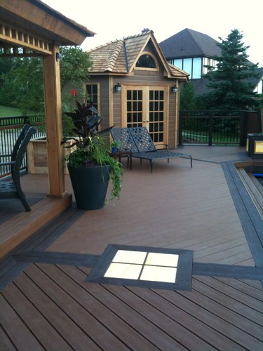 Lansing Deck Lighting Outdoor Lights Swimming Pool Decks Deck