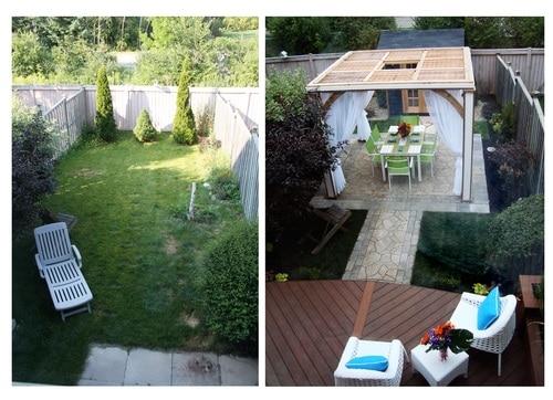 Before & After Gallery, Before & After, Custom Built Design & Remodeling