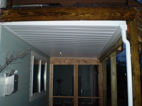 Dry Under Deck Systems