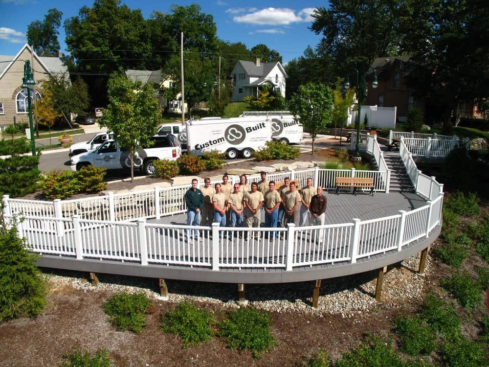 Lansing Deck Contractor, Decks Building, Custom Built Design & Remodeling
