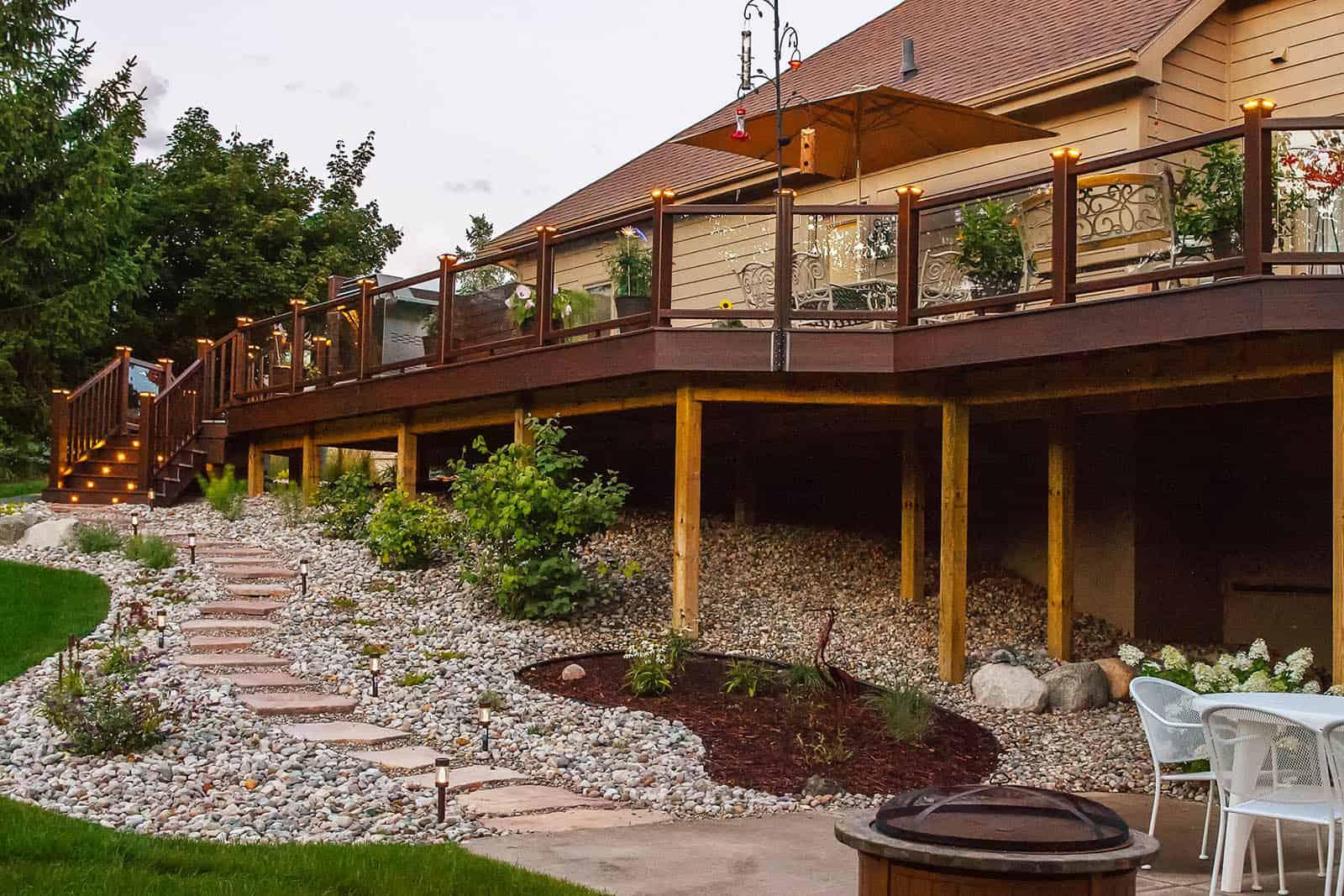 Lansing Deck Contractor, Decks and Outdoor Living, Custom Built Design & Remodeling, Custom Built Design & Remodeling