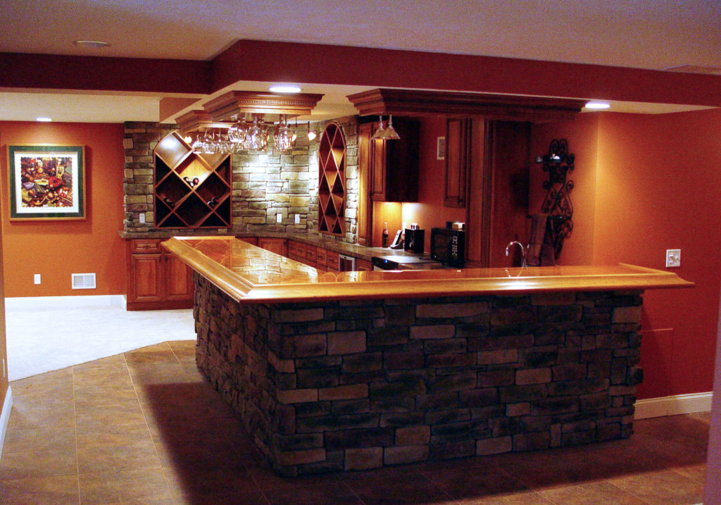 Basement Finishing Contractor, Basement Finishing, Custom Built Design & Remodeling